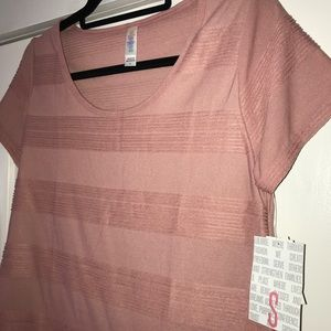 ClassicT Small NWT Mauve  Pink Pintuck